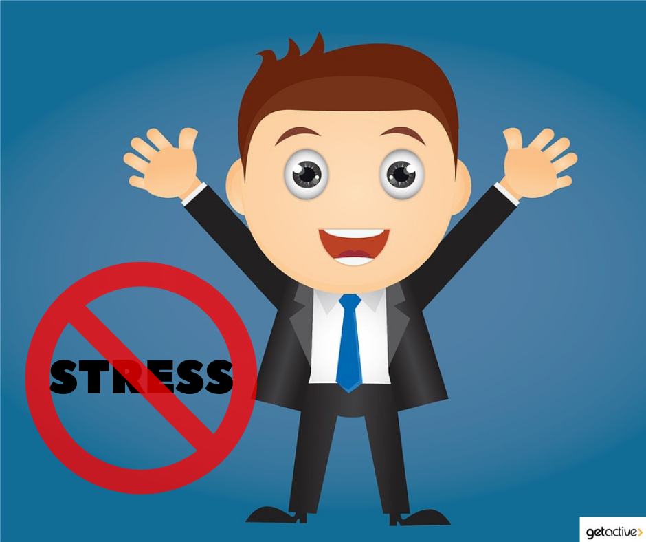 Stress reduction activities can reduce work pressure.