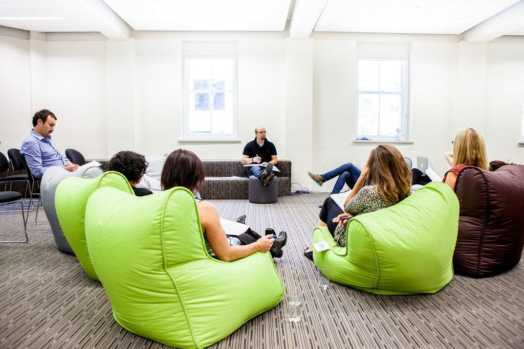 Office environments shape workplace wellness